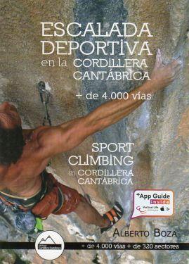 Sport climbing in Cordillera Cantabrica