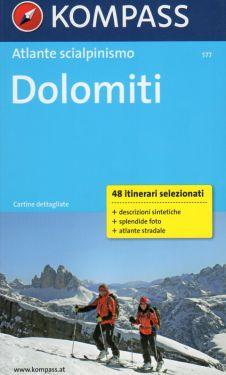 Dolomiti, atlante scialpinismo