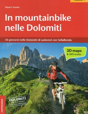 In mountainbike nelle Dolomiti vol.1