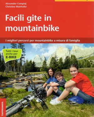 Facili gite in mountainbike