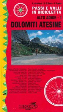 Passi e valli in bicicletta - Alto Adige vol.1