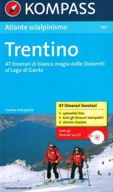 Trentino, atlante scialpinismo