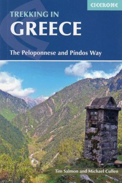 Trekking in Greece - Peloponnese Way, Pindos Way