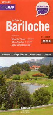 Bariloche 1:160.000