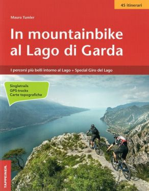 In mountainbike al Lago di Garda