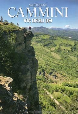 Meridiani Cammini n°12 - Via degli Dei